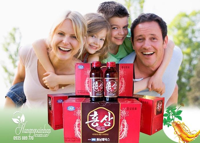 Nước hồng sâm cao cấp Hàn Quốc Korean Red Ginseng