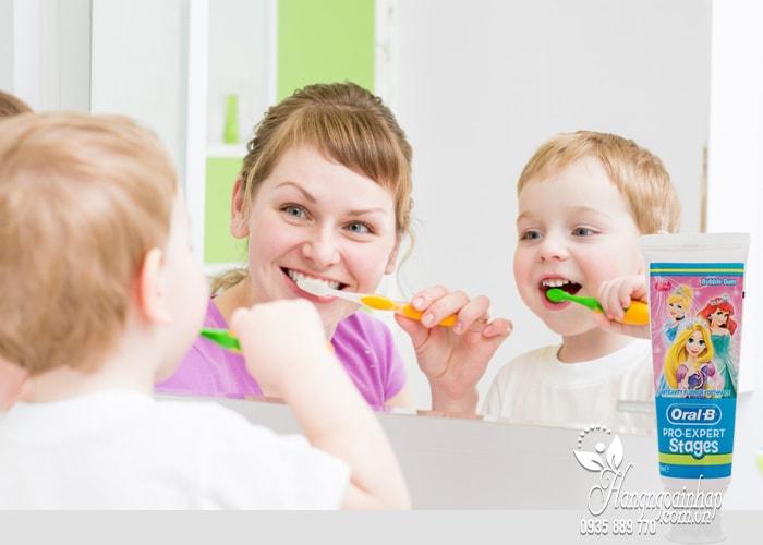 Kem đánh răng cho bé Oral-B Pro Expert Stages 75ml của Mỹ 3