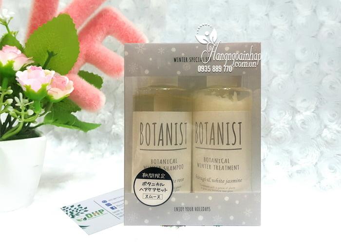 Bộ dầu gội xả Botanist Botanical Winter Special Set của Nhật 1