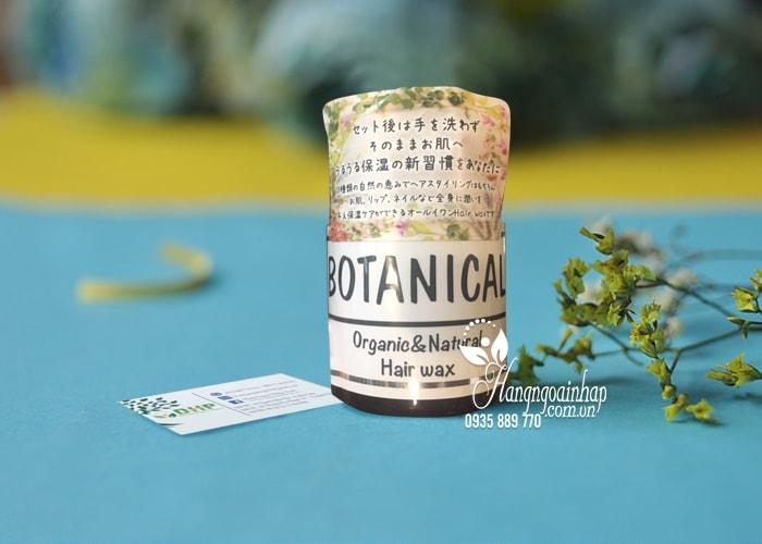 Sáp vuốt tóc Botanical Organic & Natural Hair Wax 47g Nhật 1
