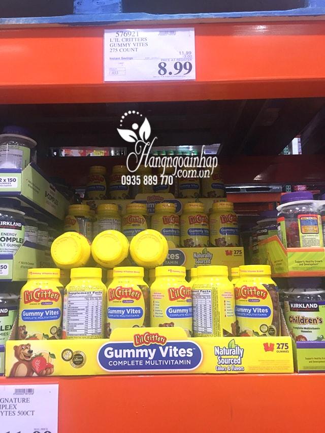 Gummy Vites Kẹo Dẻo Bổ Sung Vitamin Và Khoáng Chất Cho Trẻ 6