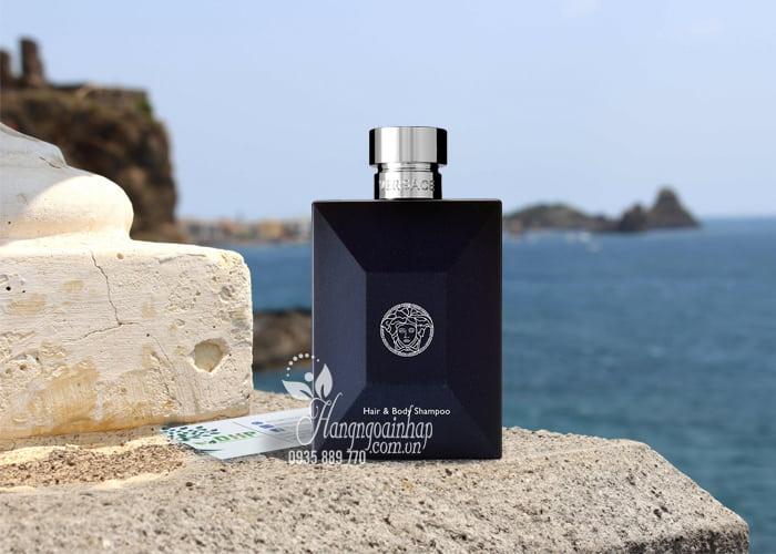 Sữa tắm gội nước hoa cho nam Versace Pour Homme 250ml 1