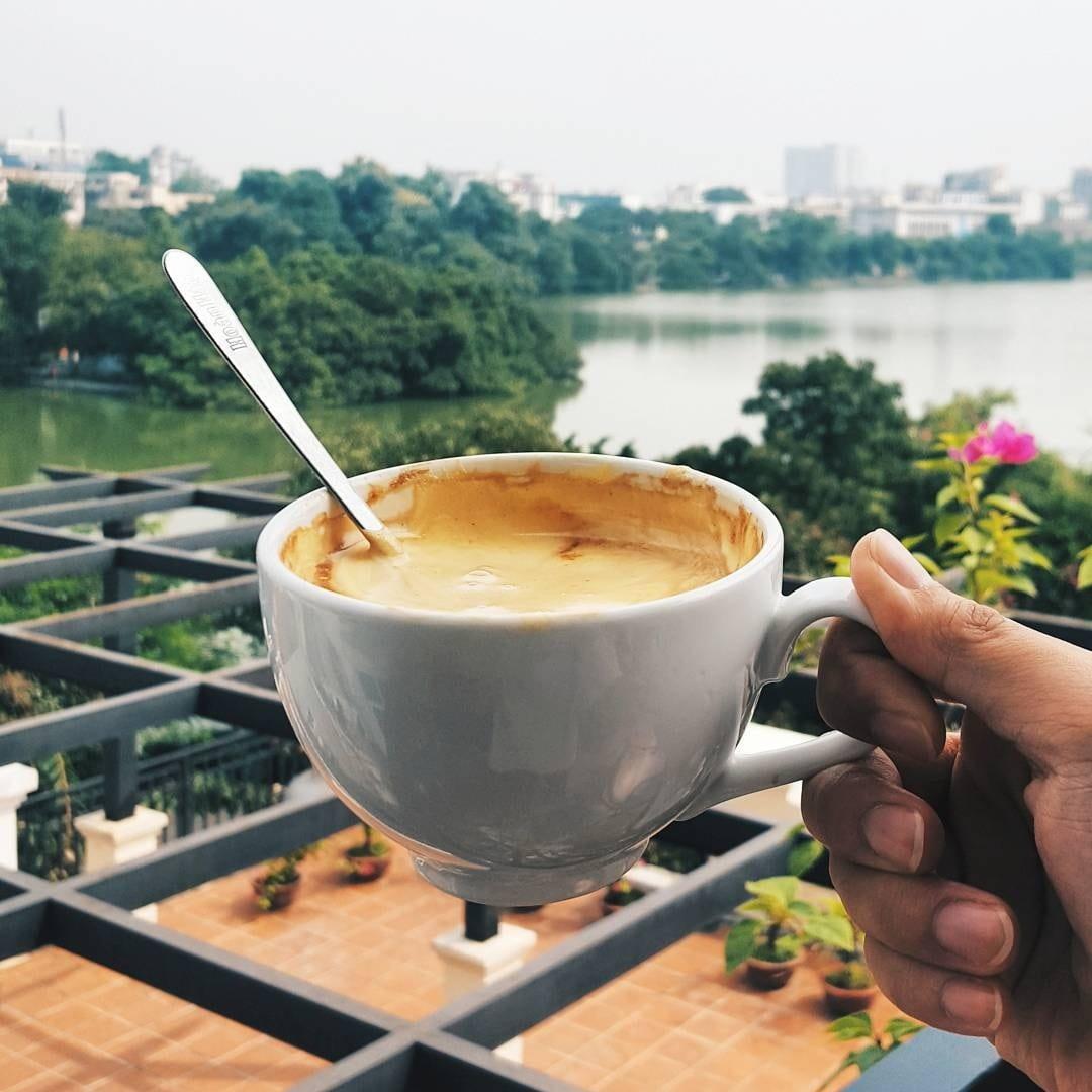 Giá 1 cốc Capuchino ở Hà Nội
