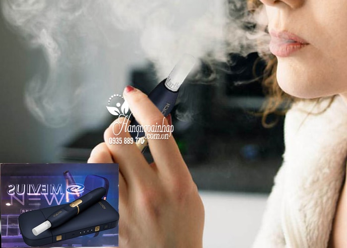Máy hút thuốc lá điện tử IQOS 2.4 Plus mẫu mới của Nhật Bản 3