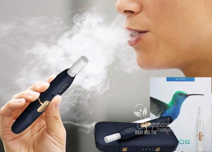 Máy hút thuốc lá điện tử IQOS Nhật Bản 2.4 Plus 4