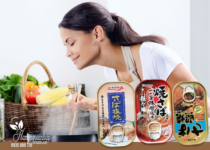 Cá hộp cao cấp Edge Nhật Bản