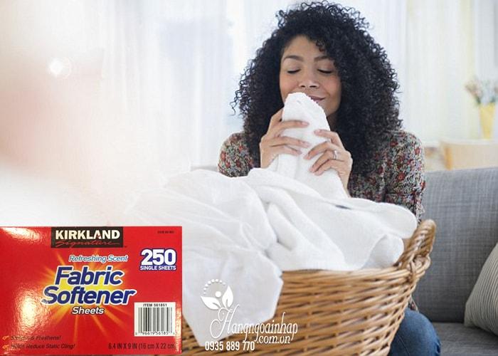Giấy Thơm Quần Áo Kirkland Fabric Softener Của Mỹ