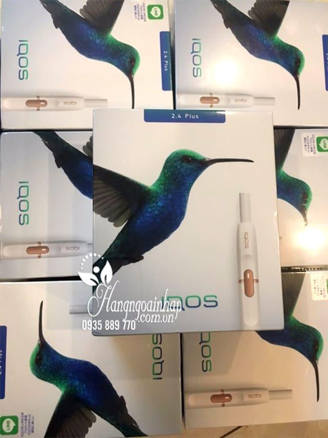 Máy hút thuốc lá điện tử IQOS Nhật Bản 2.4 Plus tại Hàng Ngoại Nhập Store
