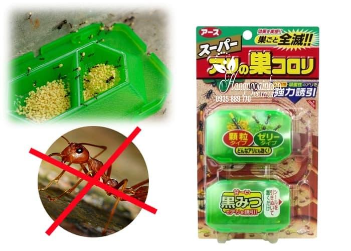 Viên thức ăn diệt kiến super arinosu koroki