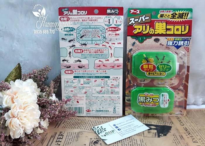 Thuốc diệt kiến Super Arinosu Koroki của Nhật Bản thành phần