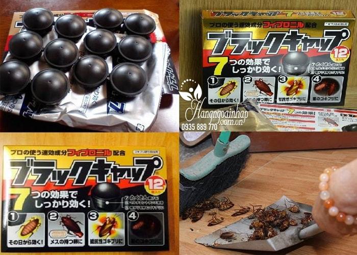 Thuốc Diệt Gián 12 Viên Của Nhật