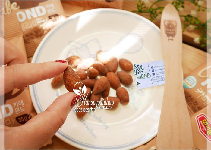 Hạnh nhân Cafe Mond Murgerbon 200g của Hàn Quốc 1