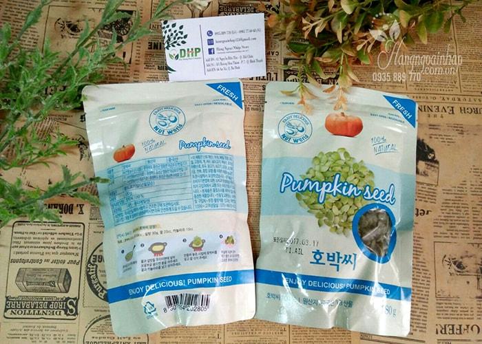 Hạt bí tách vỏ Nut Would Pumpkin Seed Nhật Bản 180g