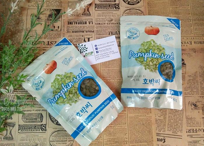 Hạt bí tách vỏ Nut Would Pumpkin Seed 180g của Nhật Bản