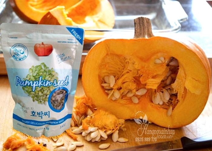 Hạt bí tách vỏ Nut Would Pumpkin Seed 180g