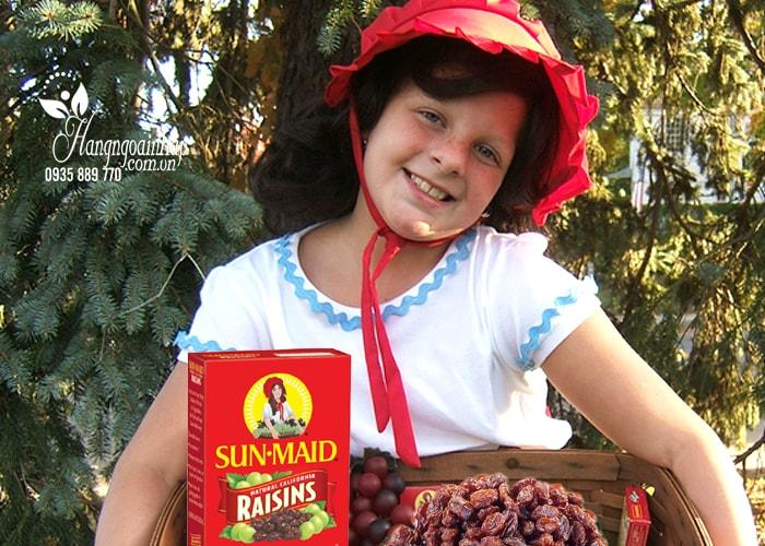 Nho khô cao cấp Sun Maid Raisins 250g