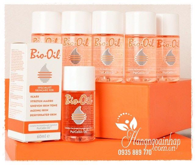 Tinh dầu Bio-Oil 60ml của Úc - Kem chống trị rạn da, làm mờ sẹo (5)