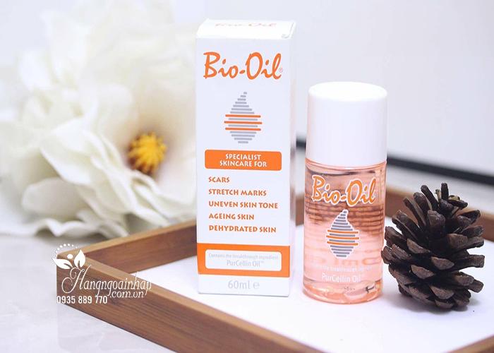 Tinh dầu Bio-Oil 60ml của Úc - Kem chống trị rạn da, làm mờ sẹo (