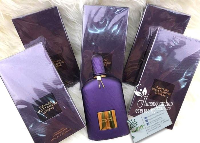 Nước hoa nữ Tom Ford Velvet Orchid Lumiere EDP 100ml của Mỹ
