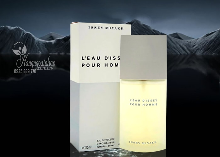 Nước hoa nam Issey Miyake L'eau D'issey Pour Homme 125ml