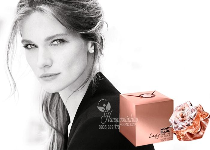 Nước hoa nữ Mont Blanc Lady Emblem Elixir EDP 75ml của Pháp