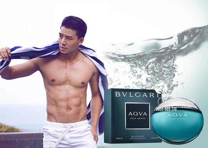 Nước hoa nam Bvlgari Aqva Pour Homme EDT 150ml  từ  Ý