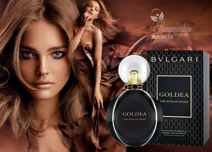 Nước hoa nữ Bvlgari Goldea The Roman Night EDP 30ml