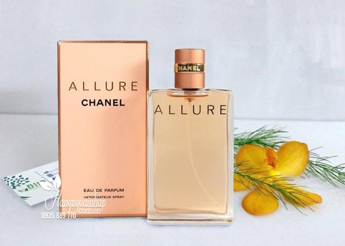 Nước hoa nữ Chanel Allure Eau De Parfum 50ml của Pháp 1