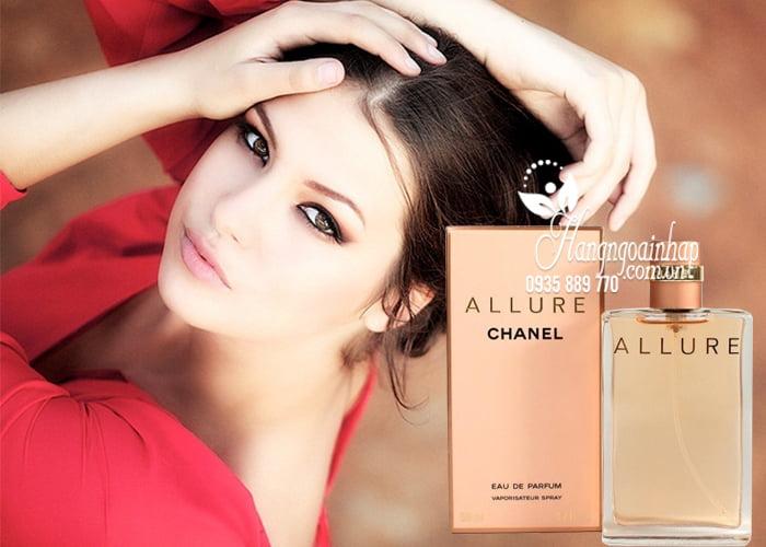Nước hoa nữ Chanel Allure Eau De Parfum 50ml của Pháp 2