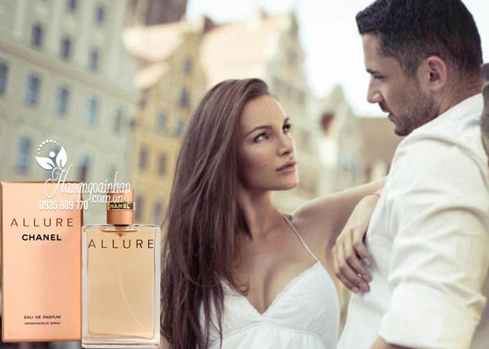 Nước hoa nữ Chanel Allure Eau De Parfum 50ml của Pháp 4