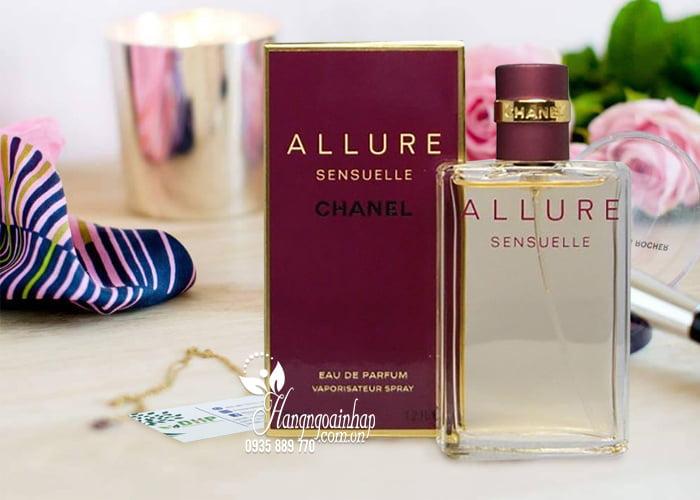 Nước hoa nữ Chanel Allure Sensuelle EDP 35ml của Pháp 1