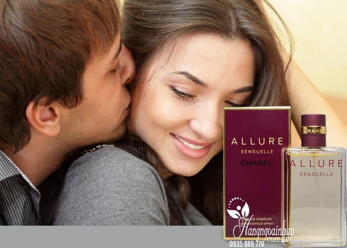 Nước hoa nữ Chanel Allure Sensuelle EDP 35ml của Pháp 4