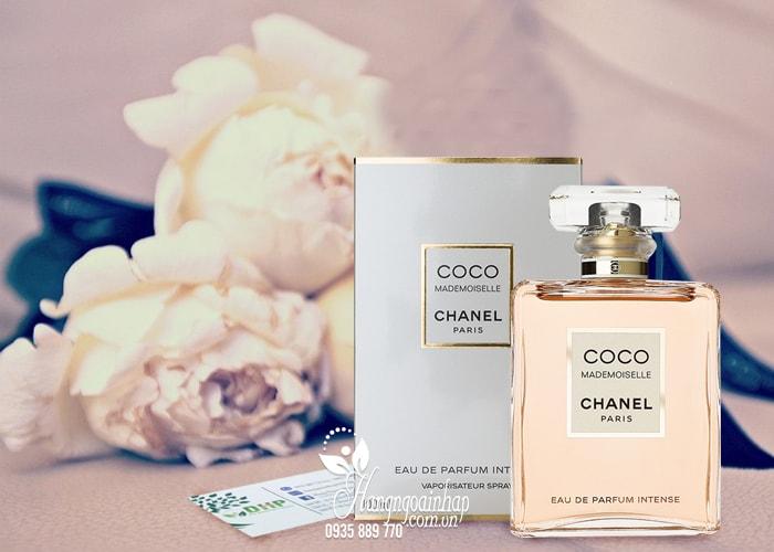 Nước hoa nữ Chanel Coco Mademoiselle Intense EDP 100ml  1