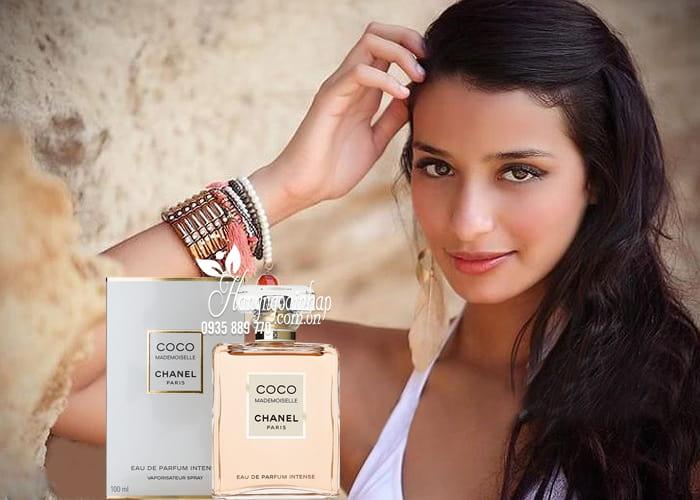Nước hoa nữ Chanel Coco Mademoiselle Intense EDP 100ml  3