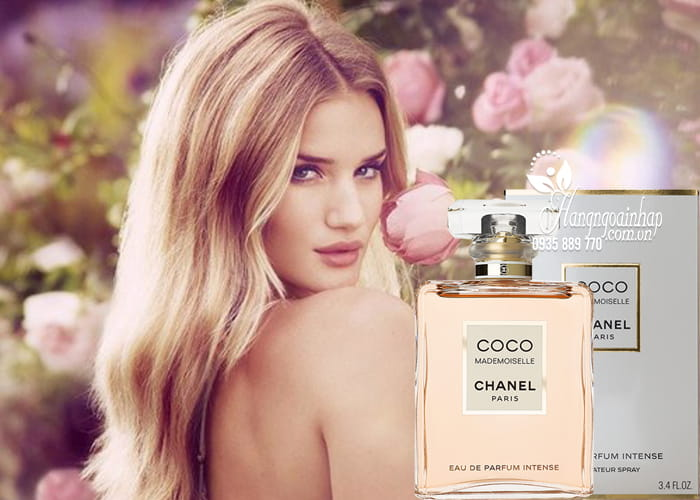 Nước hoa nữ Chanel Coco Mademoiselle Intense EDP 100ml  4
