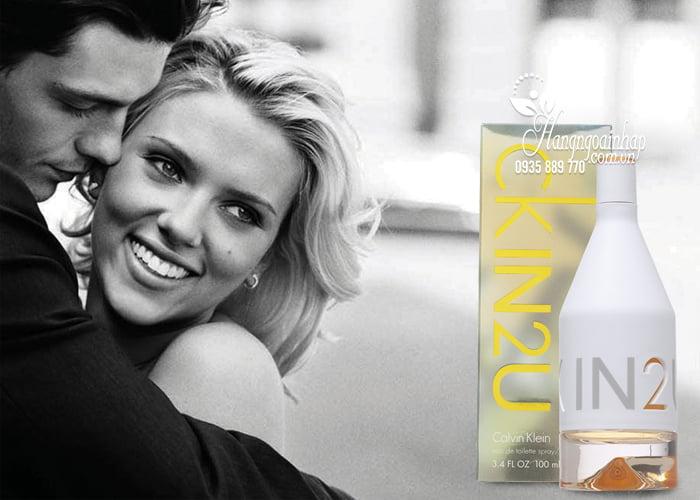 Nước hoa nữ CK IN2U Her Calvin Klein EDT 100ml chính hãng từ  Mỹ