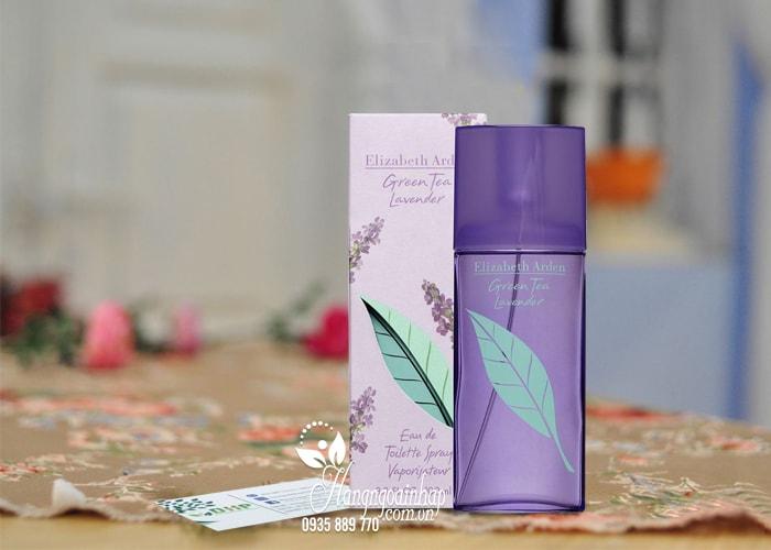 Nước hoa nữ Elizabeth Arden Green Tea Lavender EDT 100ml  1