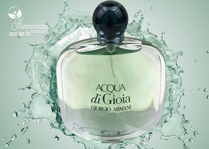 Nước hoa nữ Giorgio Armani Acqua Di Gioia EDP 100ml của Ý
