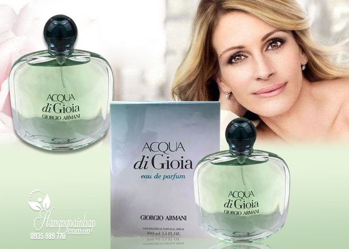 Nước hoa nữ Giorgio Armani Acqua Di Gioia EDP 100ml