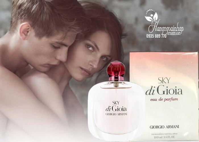 Nước hoa nữ Giorgio Armani Sky Di Gioia EDP của Ý