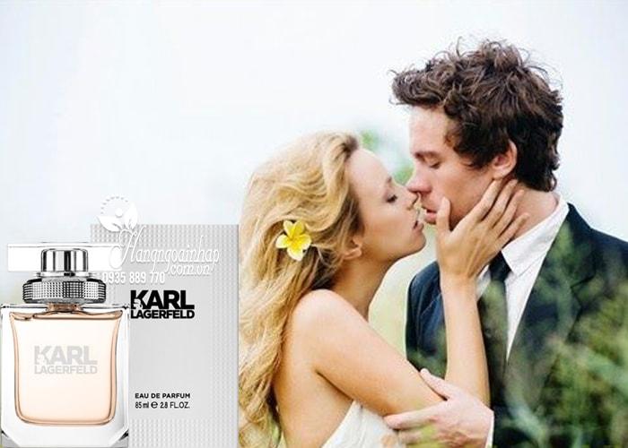 Nước hoa nữ Karl Lagerfeld For Her EDP 85ml hàng Pháp