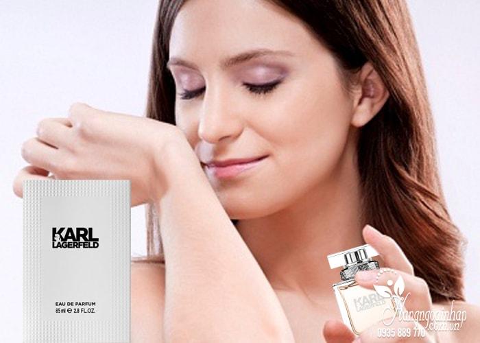 Nước hoa nữ Karl Lagerfeld For Her EDP 85ml nhập khẩu từ Pháp