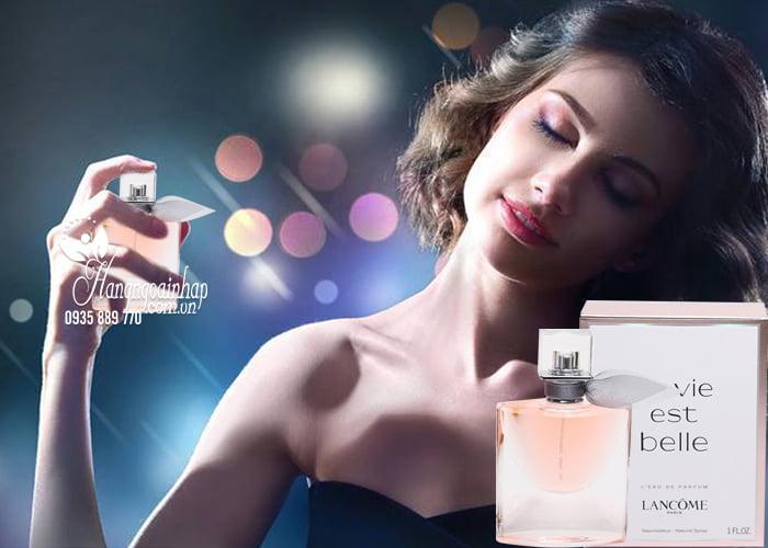Nước hoa nữ Lancome La Vie Est Belle EDP 30ml của Pháp 4