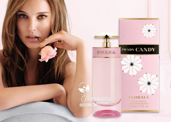 Nước hoa nữ Prada Candy 80ml của Ý