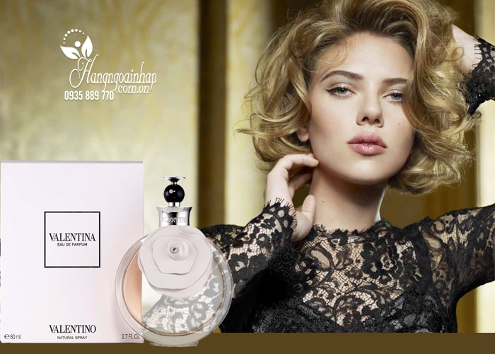 Nước hoa nữ Valentino Valentina EDP 80ml của Ý chính hãng giá rẻ