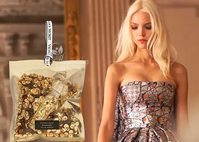 Nước hoa Victoria's Secret mini kim tuyến 7.5ml nhập khẩu từ Mỹ