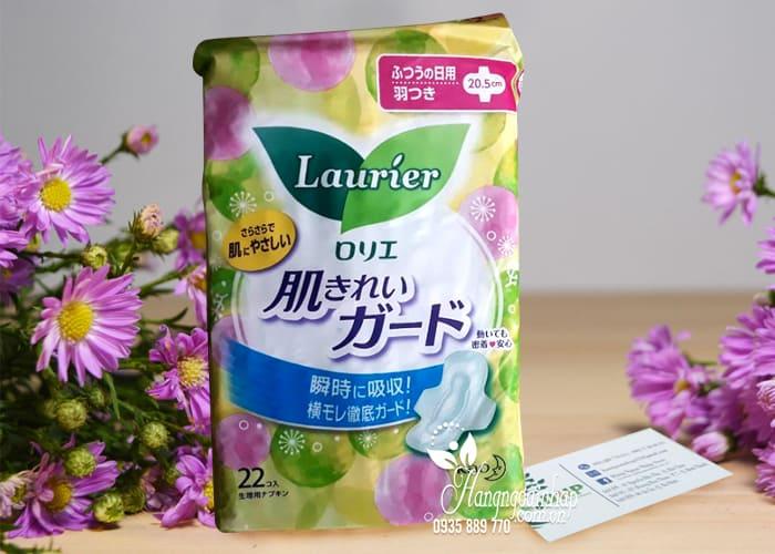 Băng vệ sinh Laurier ban ngày có cánh 22 miếng Nhật Bản 1