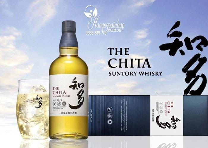 Rượu Chita Suntory Whisky 700ml của Nhật Bản