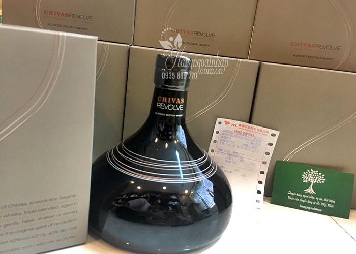 Rượu Chivas  Revolve 750ml Của Scotland