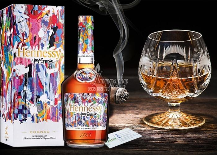 Rượu Hennessy Very Special Cognac 1765 700ml của Pháp